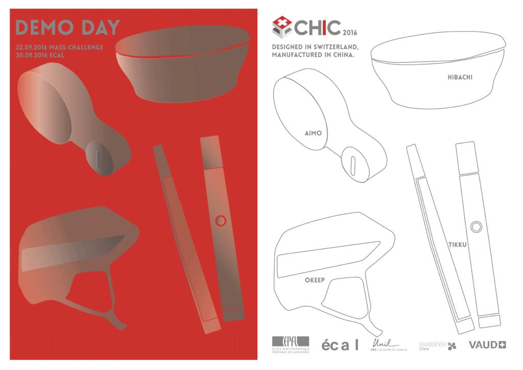 CHIC 2016 DemoDays